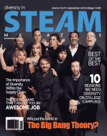 Diversity InSteam Magazine