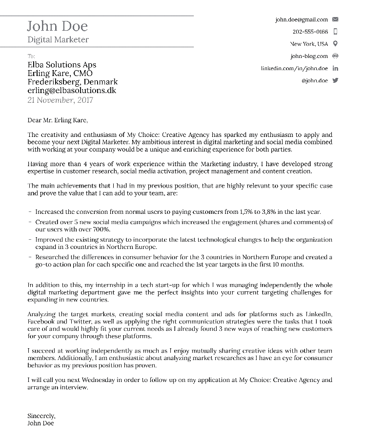 Should I Bring A Cover Letter To An Interview from diversityinsteam.com