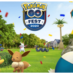 Pokemon Go virtual event poster