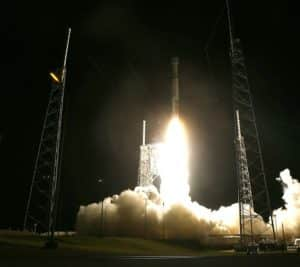 United Launch Alliance Atlas V rocket, topped by a Boeing CST-100 Starliner spacecraft lifts off
