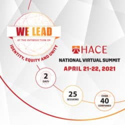 Event flyer for the We Lead Leadership Summit