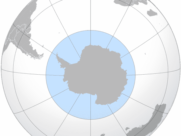 The Southern Ocean is defined by a swift undertow called the Antarctic Circumpolar Current (ACC) that flows from West to East around Antarctica.