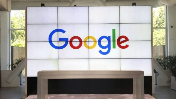 Google corporate office. Google recently found time crystals that can change the computer world